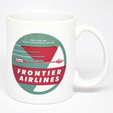 Frontier 1950's Mug