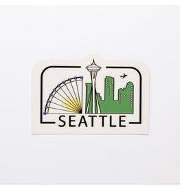 Seattle City Sticker