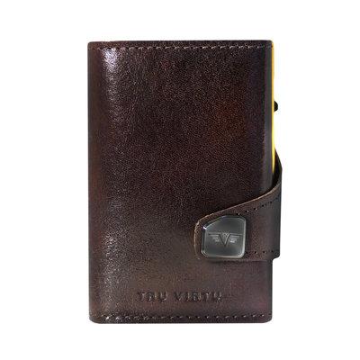 Wallet Click n Slide Caramba Florence Cafe/Gold