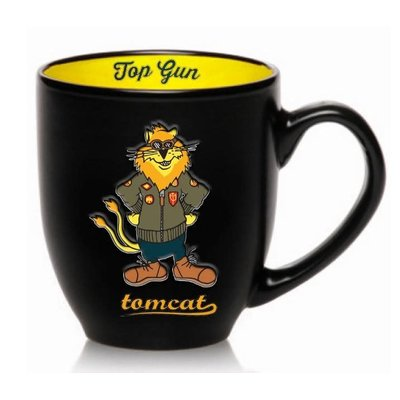 Top Gun® Tom Cat Mug