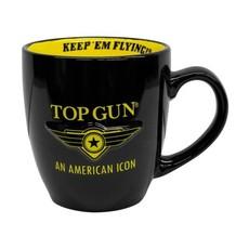 Top Gun® Logo Mug-Black