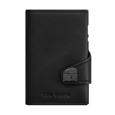 Tru Virtu Leather Line Nappa Black