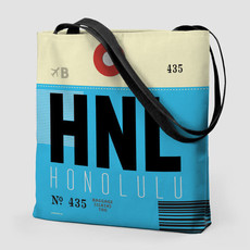 HNL Tote Bag