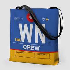 WN Crew Tote Bag