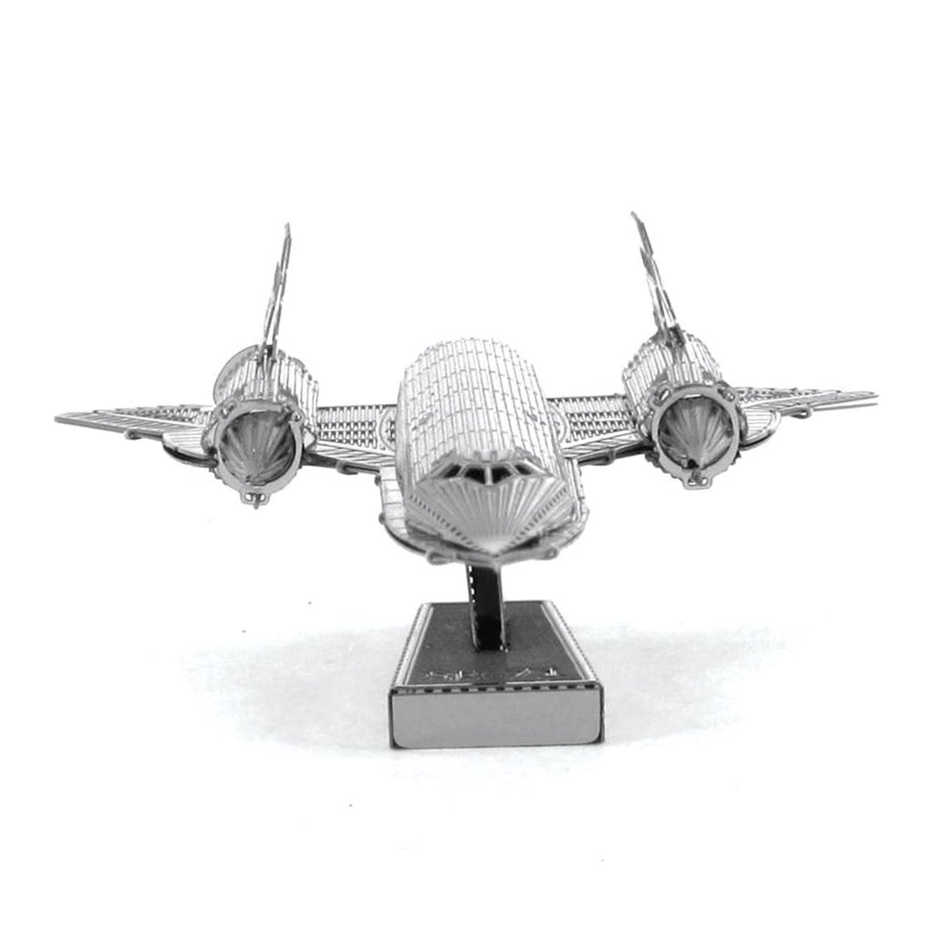 Metal Earth SR71 Blackbird