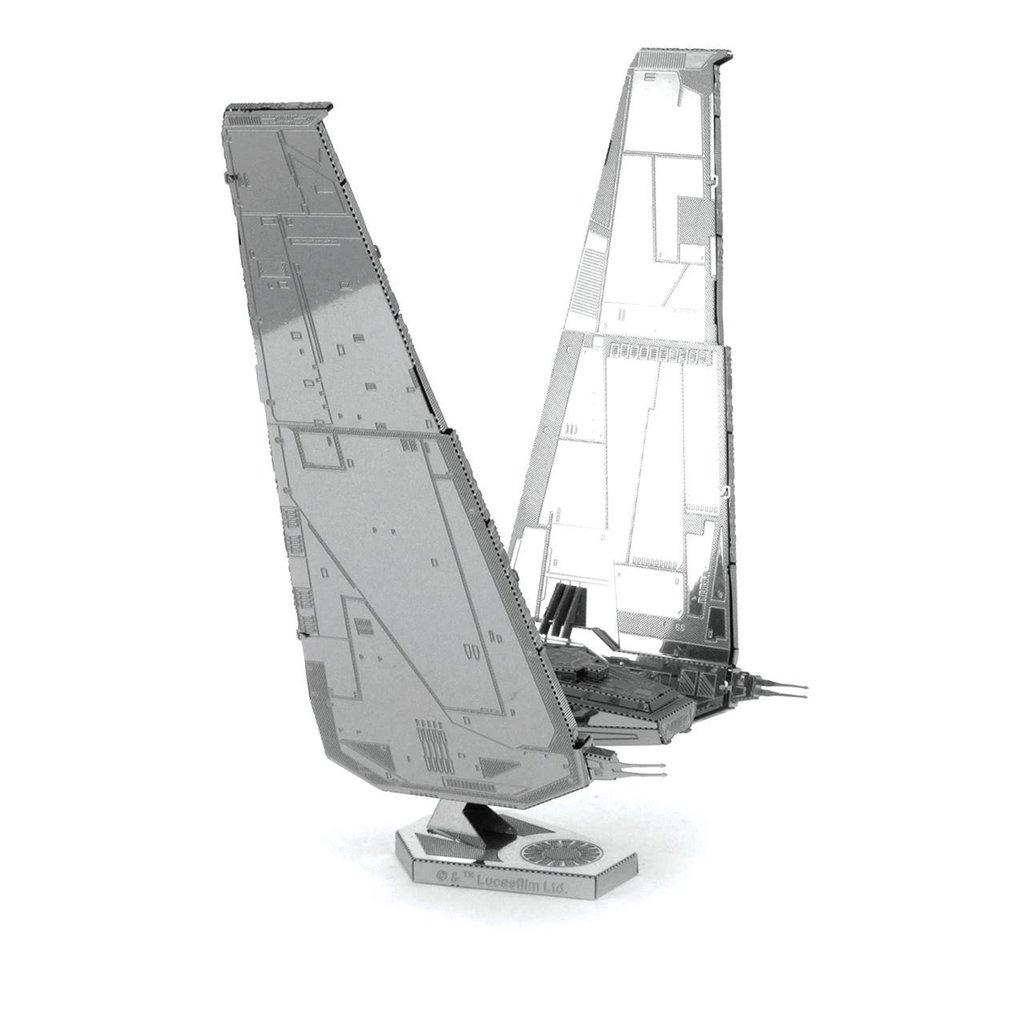 Metal Earth  STAR WARS Kylo Ren's Command Shuttle