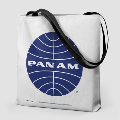 Pan Am Tote Bag-White