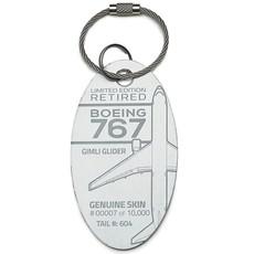 Boeing 767 Gimli Glider PlaneTag Limited Edition