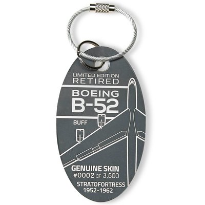 B-52 PlaneTag Limited Edition Retired