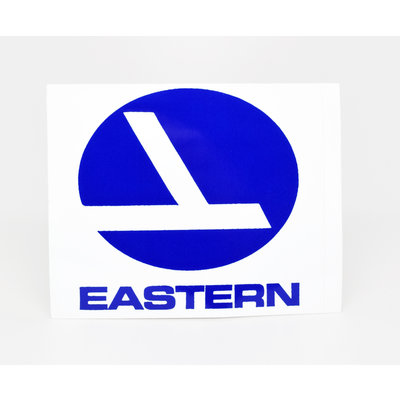 Eastern Oval Falcon Sticker