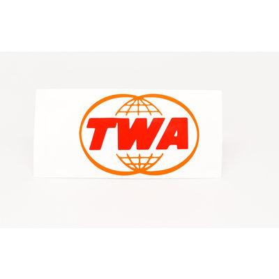 TWA Sticker