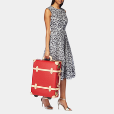 The JetSetter Carry-On Red