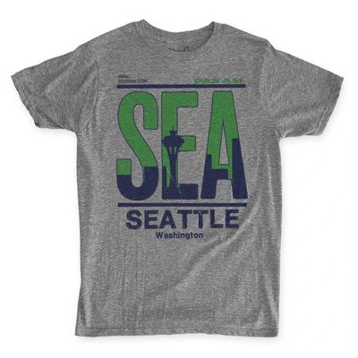 Pan Am Seattle T-shirt