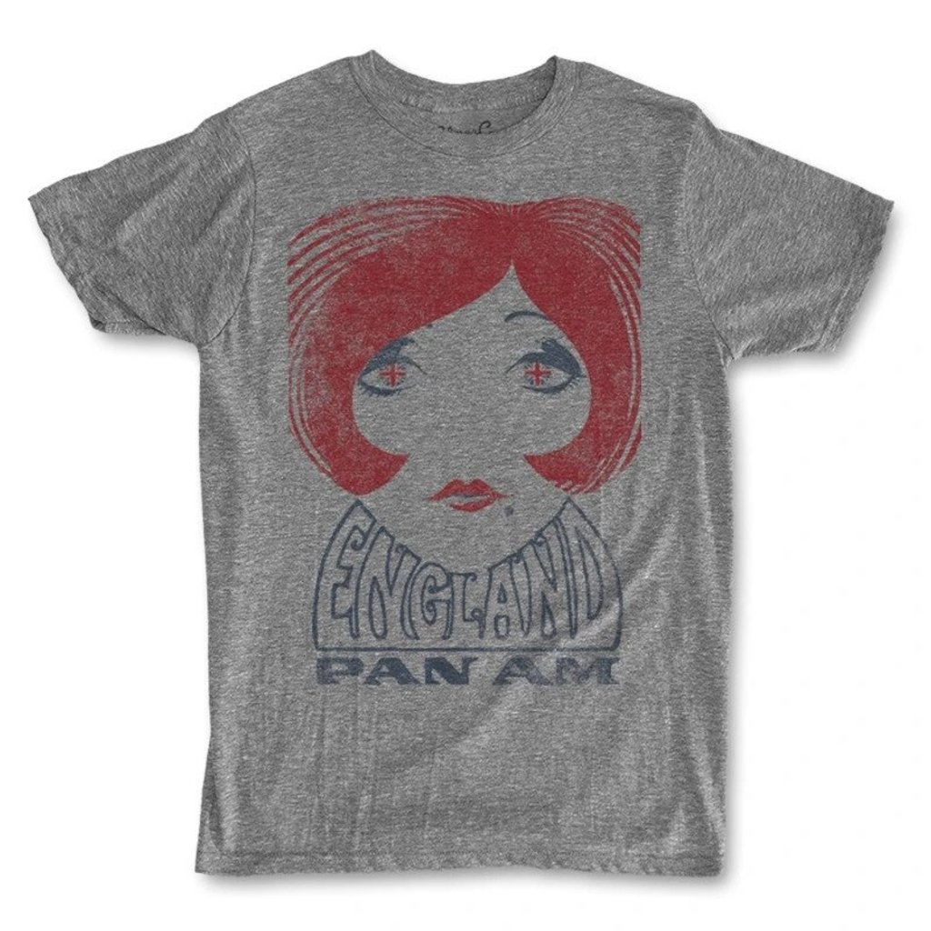 Pan Am Mens England T-shirt