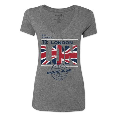 Pan Am Women's London T-shirt