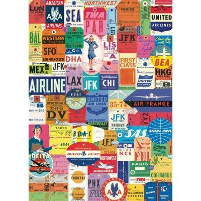 Vintage Travel Poster & Wrap