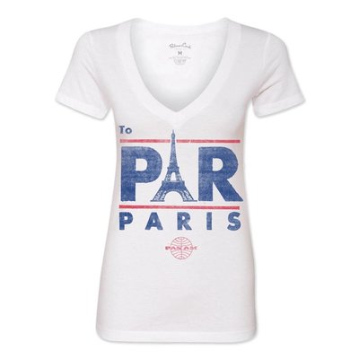Pan Am Paris T-shirt