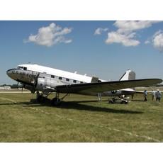 DC-3 PlaneTag Limited Edition