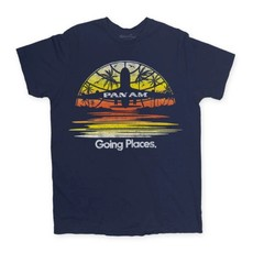 Pan Am Going Places T-shirt