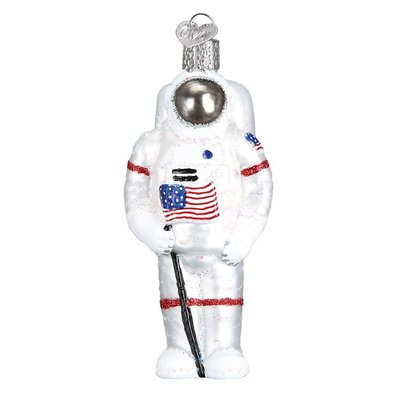 Old World Christmas Astronaut Ornament