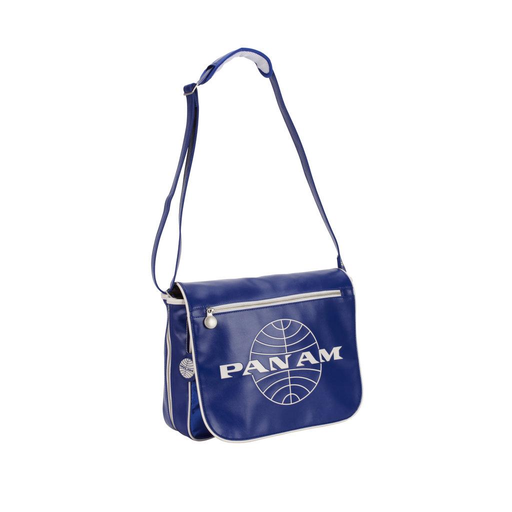 Pan Am Originals Messenger Bag Pan Am Blue