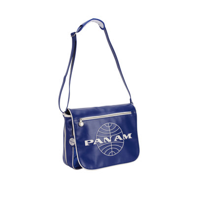 Pan Am Originals Messenger Bag Pan Am Blue