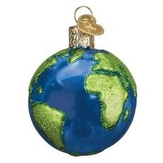 Old World Christmas NASA Earth Ornament