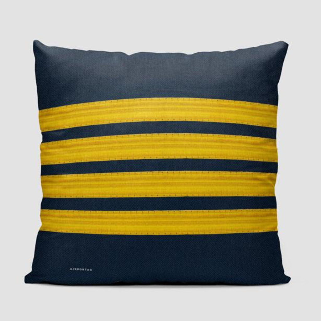 Pilot Stripe Pillow Cover