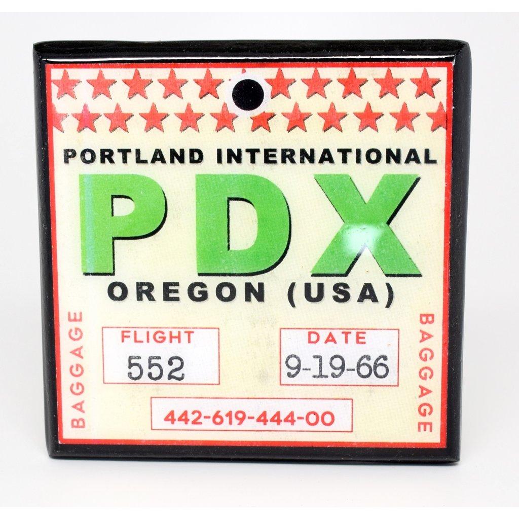 PDX Vintage Coaster