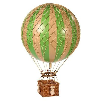 Jules Verne Balloon-Green