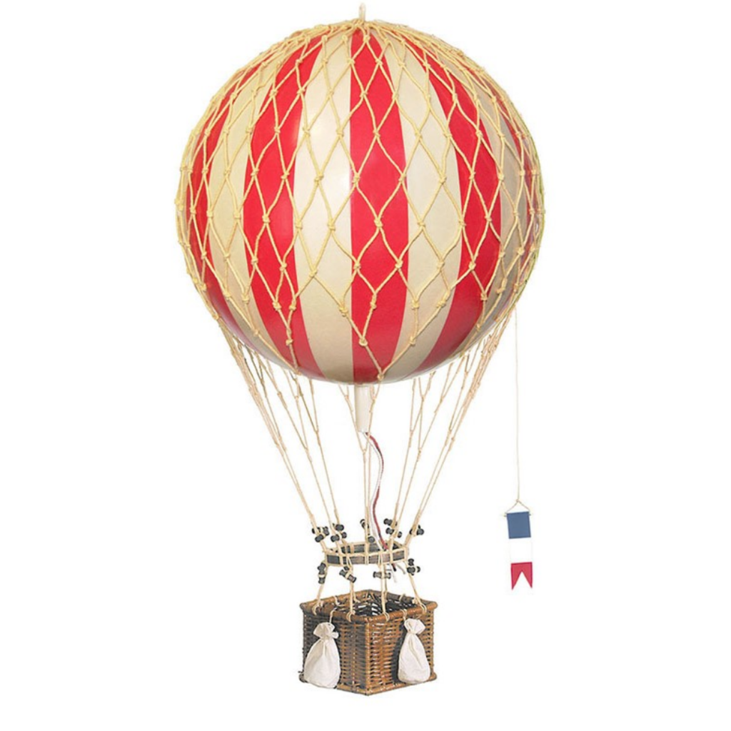 Royal Aero Balloon-True Red
