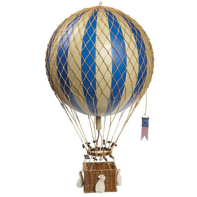 Royal Aero Balloon-Blue