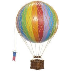 Travels Light Balloon - Rainbow Pastel