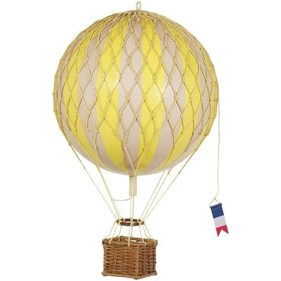 Travels Light Balloon-Yellow