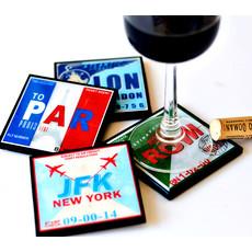 PAR Vintage Coaster