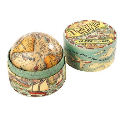 Traveler's World Globe in Box