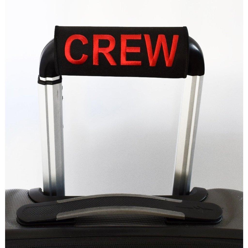 Crew Handle Wrap Black