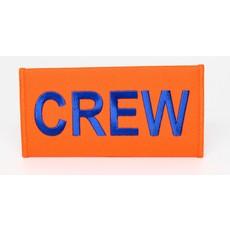 Crew Handle Wrap Orange