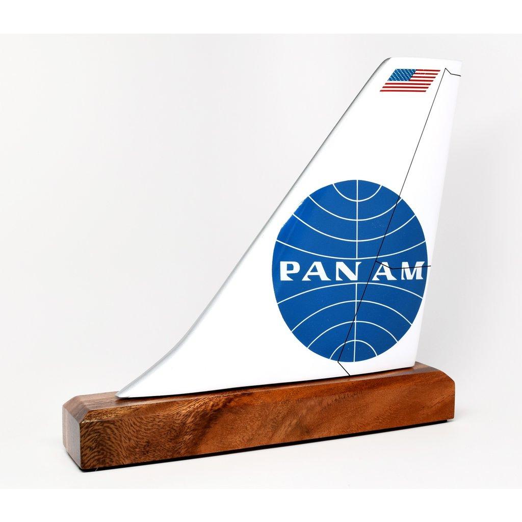 Pan Am Logo Tail