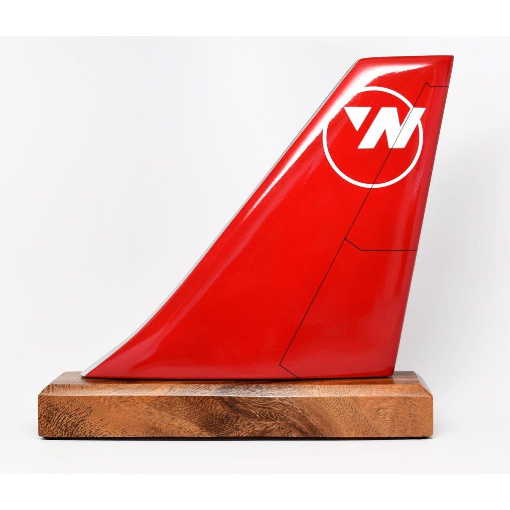 Northwest 90's Logo Tail