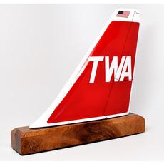TWA Box Logo Tail