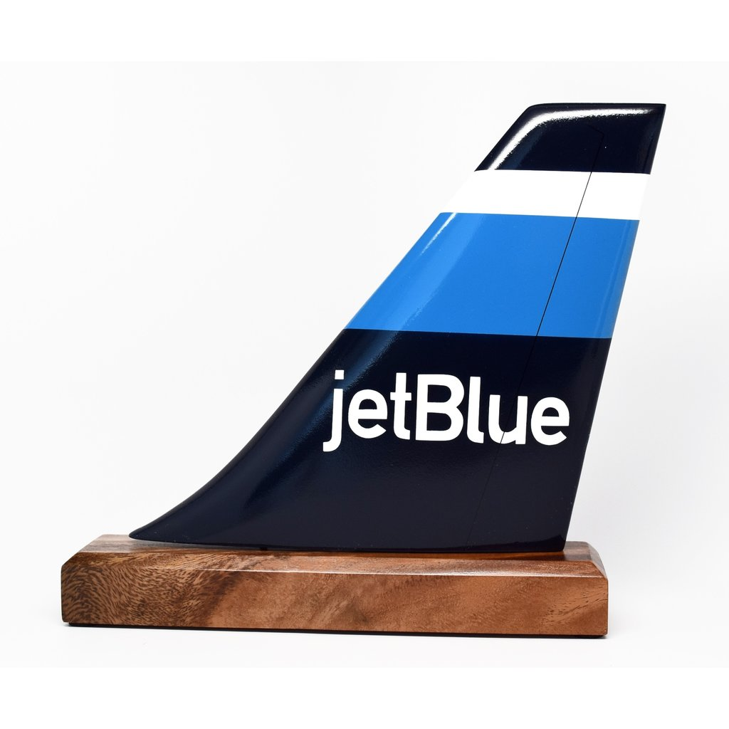 Jet Blue Logo Tail