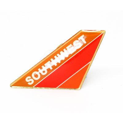 Lapel Tail Pin Southwest Retro (Brown)