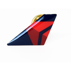 Lapel Tail Pin Delta Airlines '09