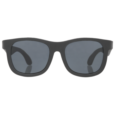 Navigator Babiators Black Ops Black (Ages 0-2)