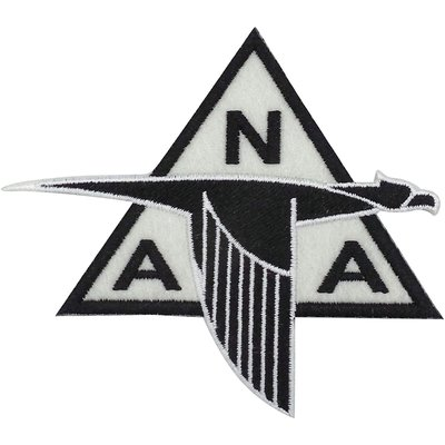 Boeing NAA Heritage Patch