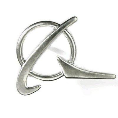 Boeing Symbol Silver Pin