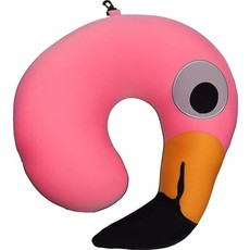 Flamingo Travel Cushion Pillow