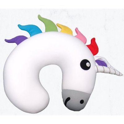 Unicorn Travel Cushion Pillow