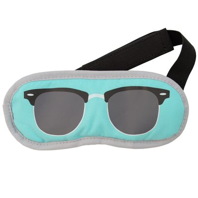 Eye Mask James Blue